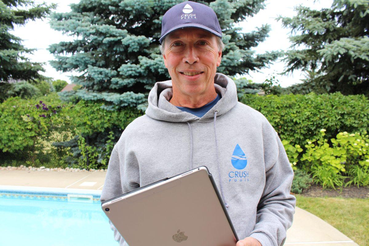 Pool School Instructor Tim